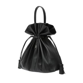 Lucky Pleats Crossbag M Rich Black(0JSL3CB40102F)