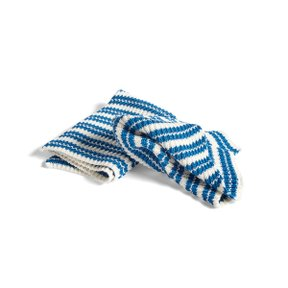KITCHEN CLOTH 2pc BLUE