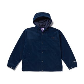 Corduroy Field Jacket 네이비