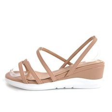kami et muse Slim strap middle wedge sandals_KM19s171