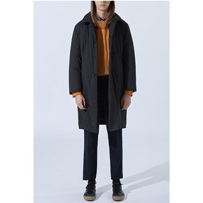 solid goose down mac coat _CWCAW19891BKX