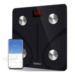 RENPHO 블루투스 디지털 체중계 ES-CS20M RENPHO SMART BODY FAT SCALE