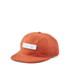 BASEBALL CAP 121 CANVAS ORANGE