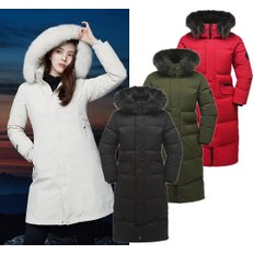 [EIDER 18F/W]여성 LINZI (린지) LONG DOWN JACKET(DWW18584)