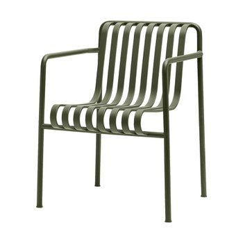 [주문 후 3개월 소요] Palissade Dining Arm Chair Olive