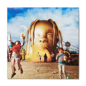 [USED VINYL] Travis Scott - Astroworld