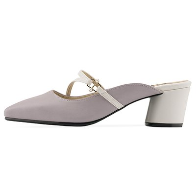 블로퍼 OS9079 Posh cross line mule 라벤더