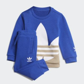 [adidas kids]BIG TREFOILCREW (GE1969)