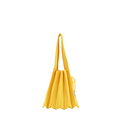 [조셉앤스테이시] Lucky Pleats Knit S Freesia Yellow