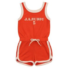 Ruddy jersey playsuit / BP8216424