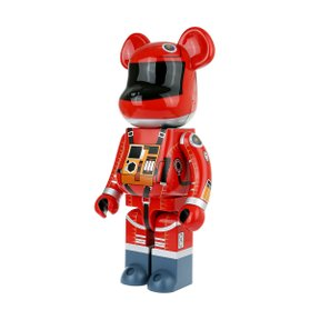 1000% BEARBRICK SPACE SUIT ORANGE VER(DP제품)