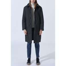 solid goose down mac coat _CWCAW19891KHX