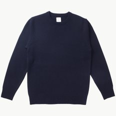 MIX KNIT NAVY