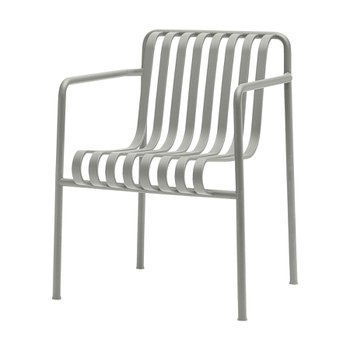 [주문 후 3개월 소요] Palissade Dining Arm Chair Sky Grey