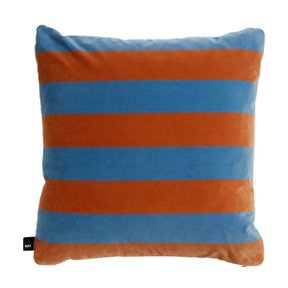 Stripe Cushion 50*50 Soft Blue