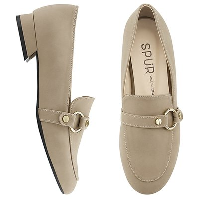 로퍼 MF7015 Ring belt loafer 베이지