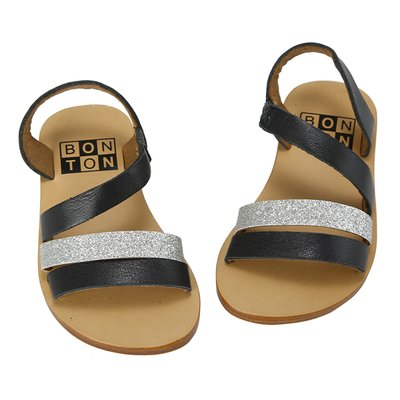 [봉통] GIRL SANDALS WITH ELASTICS BANDS BOS21UR33N_CG