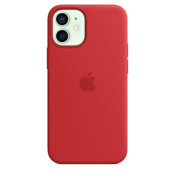 MagSafe형 iPhone 12 mini 실리콘 케이스 - (PRODUCT)RED