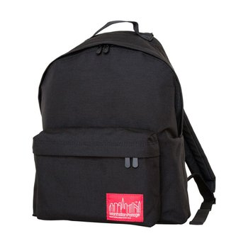 BIG APPLE BACKPACK MD BLACK