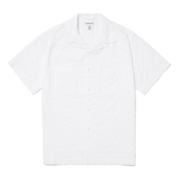 [현대카드 50%]MAIMI CAMP SHIRTS WHITE