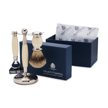 [삼성카드 구매시 40%할인 ~2/26] EDWARDIAN SHAVING SET Ivory (Fusion)