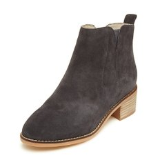 Suede ankle boots(grey)_DG3CX18560GRY
