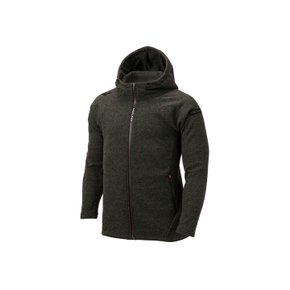 [미즈노_17AW]MELANGE FLEECE HOOD JACKET_32YE7565