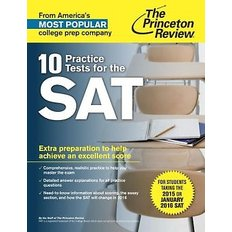 10 Practice Tests for the SAT (Paperback)  - For Students taking the SAT in 2015 or January 2016