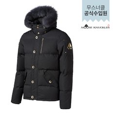 [신세계 단독]MOOSEKNUCKLES] 남성울슬리 재킷Wolseley Jacket (19FM39MJ128FMK276)