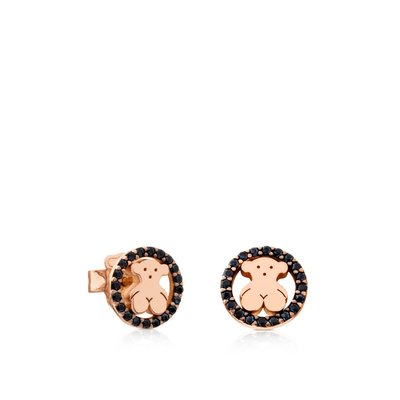 [최초출시가 145,000원]Rose Vermeil Silver Camille Earrings with Spinels/귀걸이/712163630