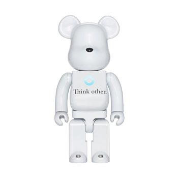 400% BEARBRICK I AM OTHER
