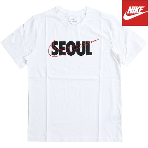 2f117d726a4 [정품] 나이키 서울 스우시 시티 S/S (CQ2460-100)