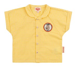 Victory baby gingham check shirts / BP8204166