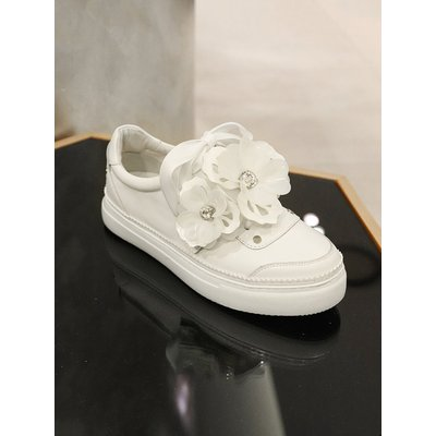 [송혜교슈즈]Flor sneakers(white)DG4DX20011WHT-G