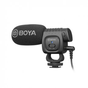 [보야기획전] 보야 BY-BM3011 Cardioid Video Microphone for Smartphone 지향성 마이크