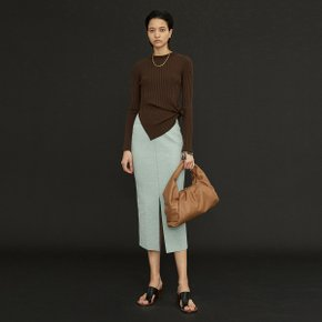 Dos Pencil Skirt_Mint