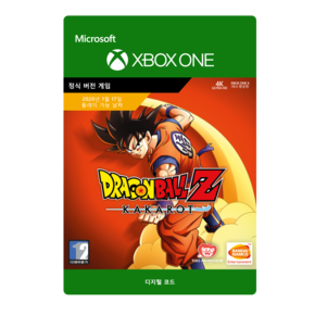 XBOX  드래곤볼 Z: 카카로트 /DRAGON BALL Z: KAKAROT STANDARD EDITION