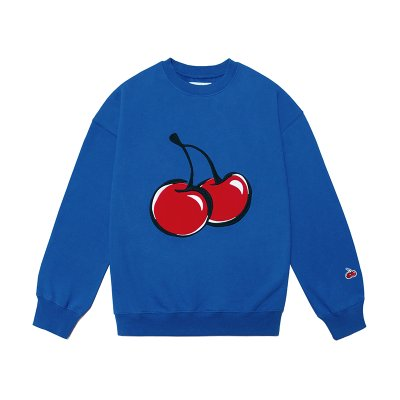 KIRSH BIG CHERRY SWEATSHIRT SAKT01