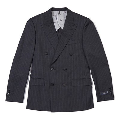 stripe double suit_CWFBM18452GYX_CWFCM18452GYX