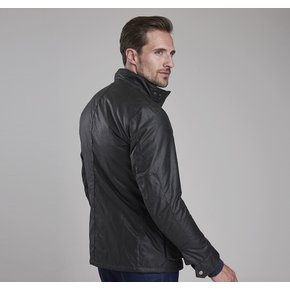 Barbour International 바버 인터내셔널 듀크 왁스 자켓 세이지 (International Duke Wax Jacket SG) MWX0337SG91