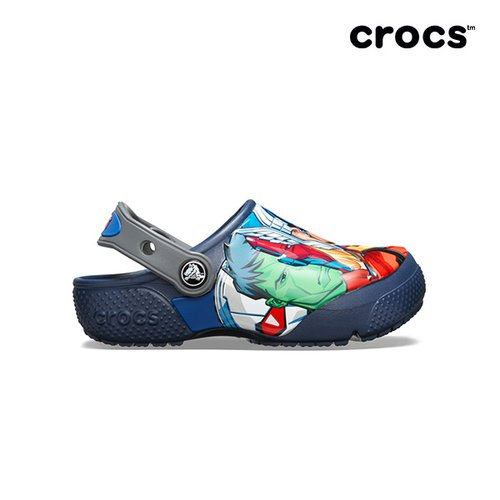 (크록스키즈) 아동 FL MARVEL MULTI CLOG K NAVY (19SKBS205505)