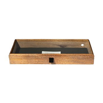 WOODEN DISPLAY BOX Large