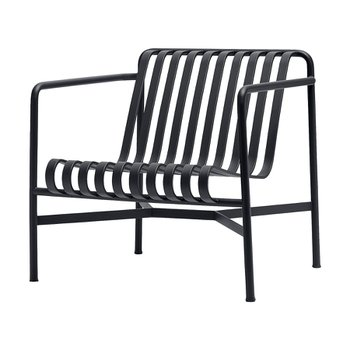 [주문 후 3개월 소요] Palissade Lounge Chair Low Anthracite