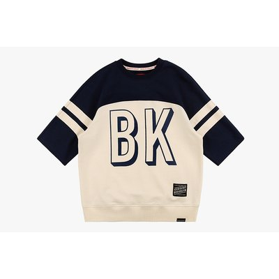 BKNY crop sweatshirt