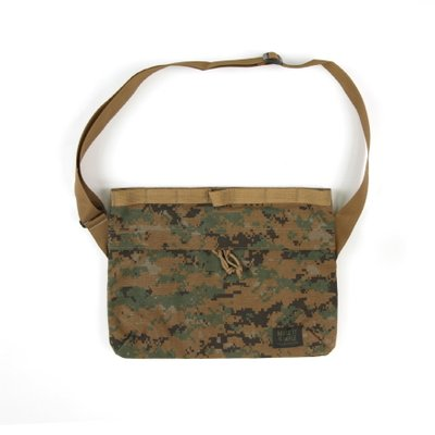 [MIS]Padded Shoulder Bag - MarPat Woodland