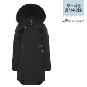 [기은세착용][MOOSEKNUCKLES] 여성 골드 스틸링 파카LADIES GOLD STIRLING PARKA (20FM39LP203GKMK291)