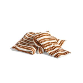KITCHEN CLOTH 2pc OCHRE