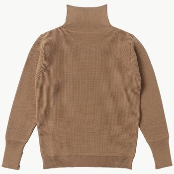 SAILOR TURTLENECK CAMEL