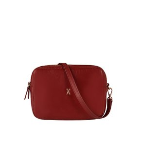 OZ Mini Square Bag Russet Brown(0JSJ1CB40316F)