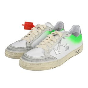 (면세판매가:625,897원)[OFFWHITE]2.0 SNEAKER WHITE GREEN/MEN